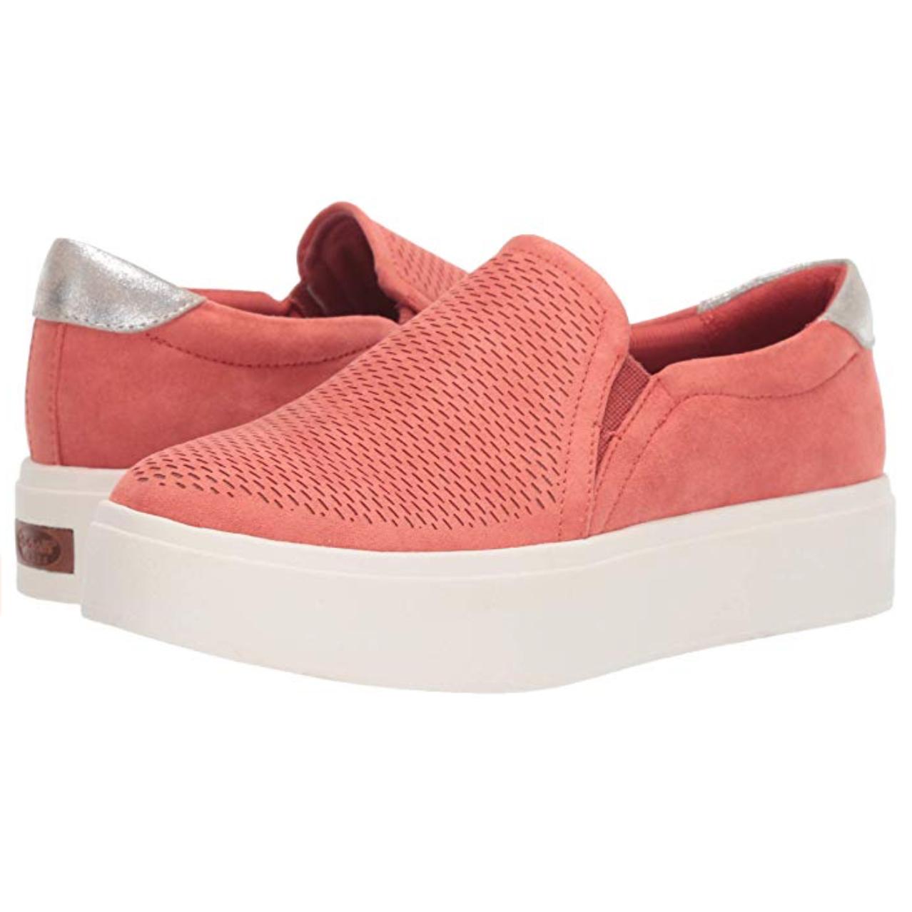 dr scholls comfort platform sneaker