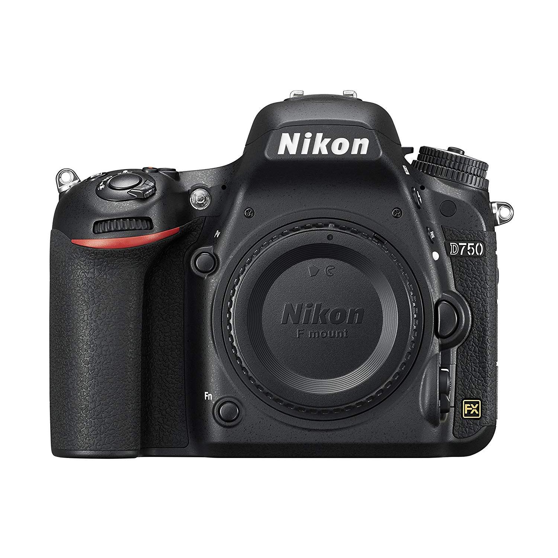 nikon d750 full frame camera