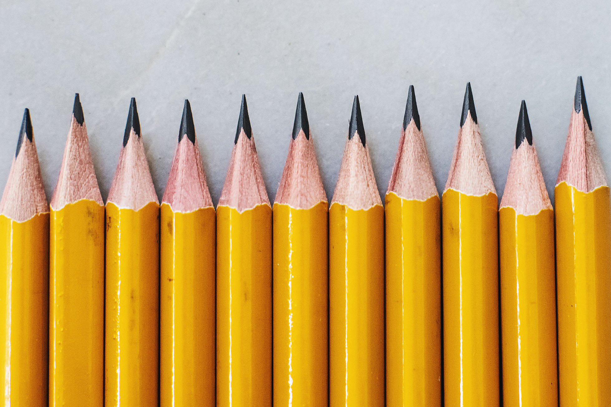 pencils back to school kellie bieser cmblog