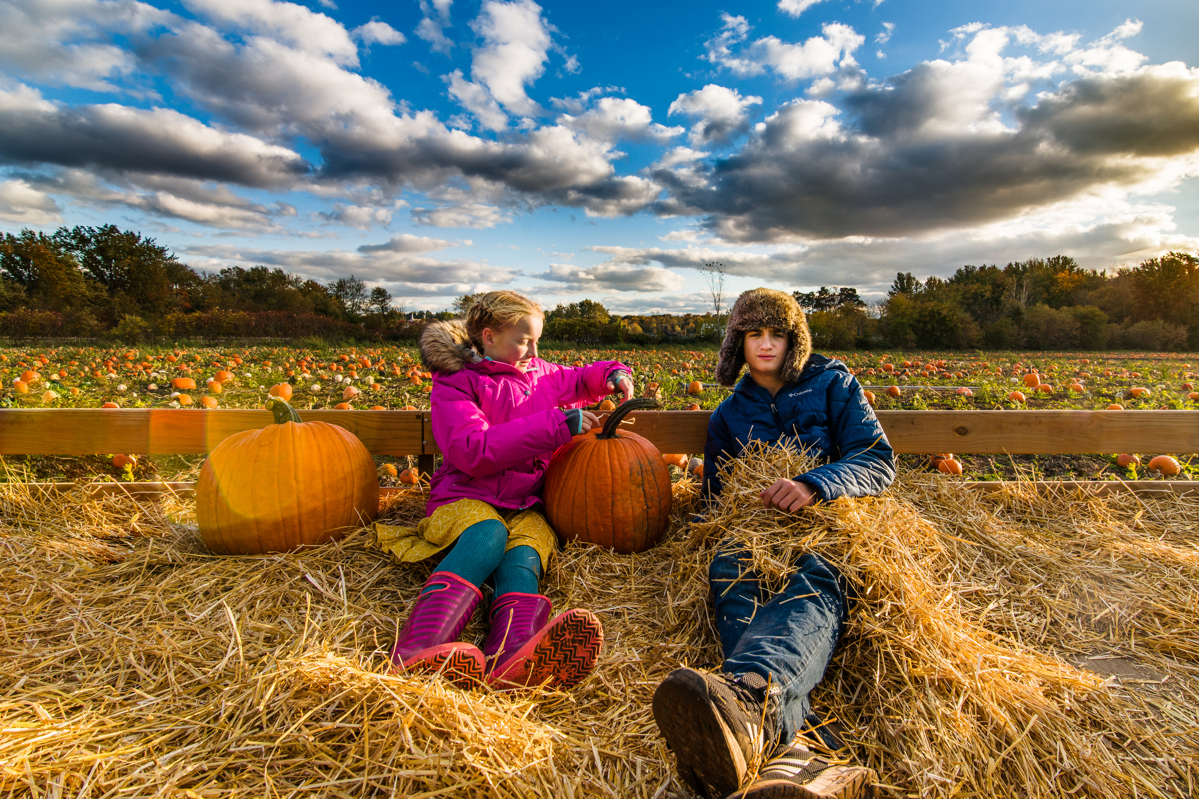 mickie_1 children at pumpkin patch fall activities by mickie devries